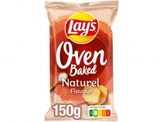 Oven naturel chips product foto
