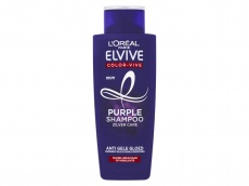 Shampoo purple product foto