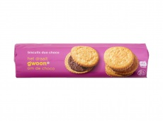 Biscuit duo choco product foto
