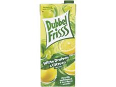 Witte druiven citroen product foto