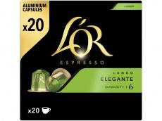 Espresso lungo elegante koffiecups voordeelpak product foto