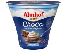 Choco dessert room product foto