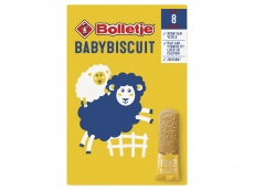 Baby biscuit product foto