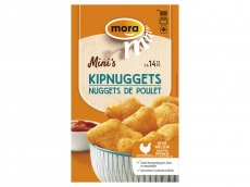 Mini's kipnuggets product foto