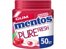 Gum pure fresh cherry product foto