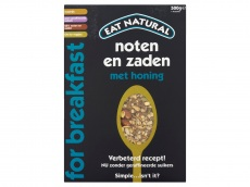 Muesli noten en zaden product foto