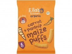 Maize puffs carrot 6 maanden product foto