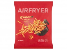 Airfryer friet product foto