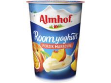 Roomyoghurt maracuja perzik product foto