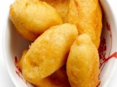 Aardappel-kerriesoesjes product foto