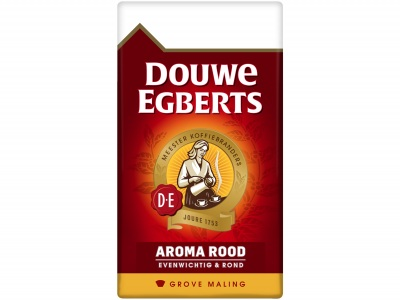 Aroma rood grove maling filterkoffie product foto