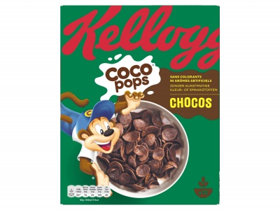 Coco pops chocos product foto