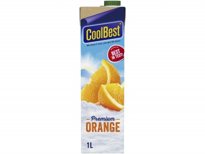 Premium orange product foto