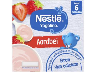 Yogolino aardbei product foto
