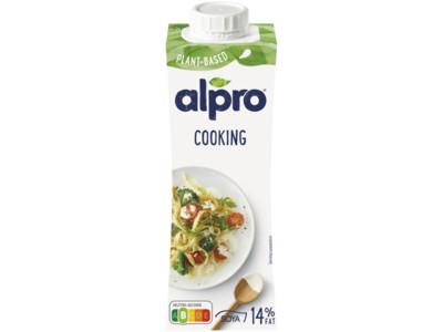 Soya cuisine (lactosevrij) product foto