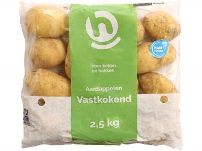 Aardappelen vastkokend product foto