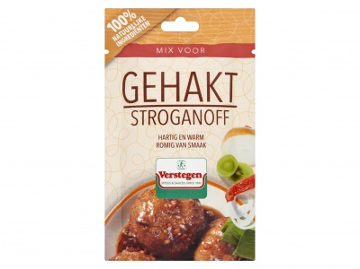 Kruidenmix gehakt stroganoff product foto