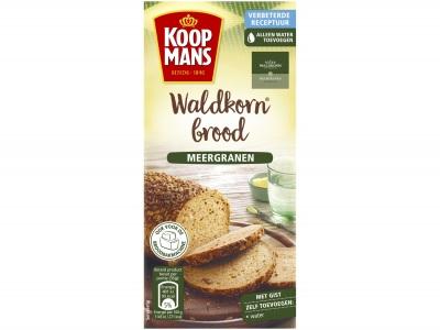 Mix voor waldkornbrood classic product foto
