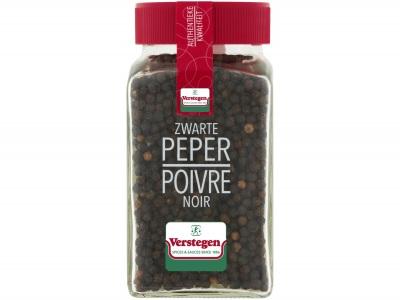 Zwarte peper product foto