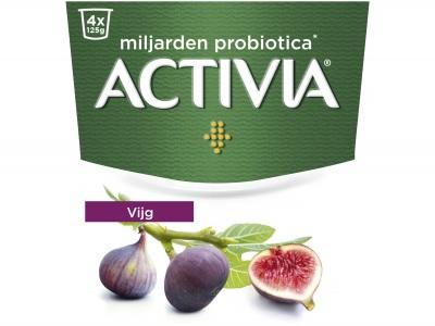 Yoghurt vijg 4-pak product foto