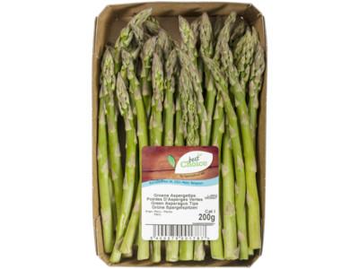 Asperges tip groen product foto
