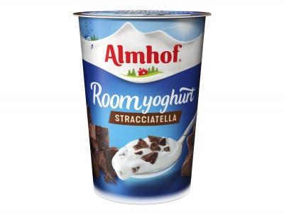 Roomyoghurt stracciatella product foto
