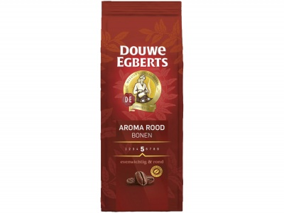 Aroma rood koffiebonen product foto