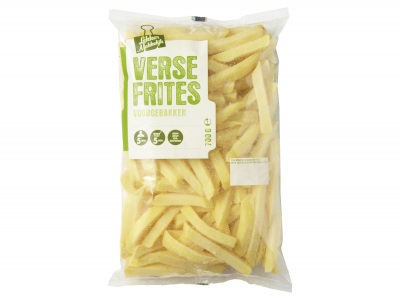Verse frites product foto