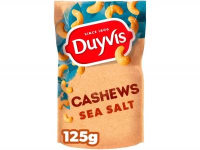 Puur natuur cashews zeezout product foto