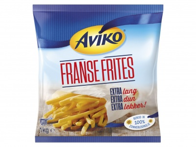 Franse frites product foto