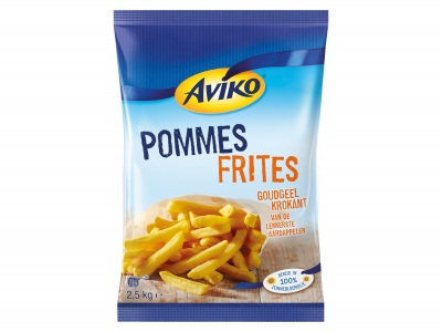 Pommes frites product foto
