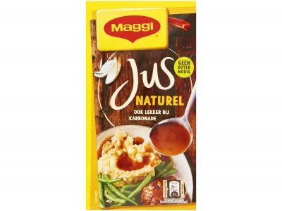 Jus naturel product foto