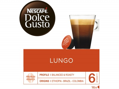 Dolce Gusto lungo koffiecups product foto