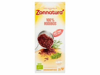 100% rooibos product foto