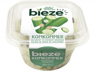 Komkommer rauwkost product foto