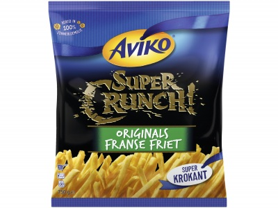 Supercrunch franse frites product foto