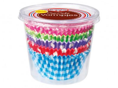 Cupcake vormpjes product foto