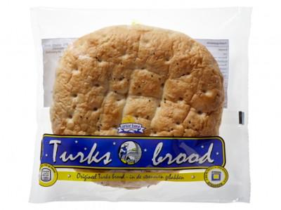 Turks brood product foto