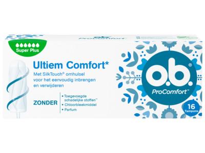 ProComfort tampons super plus product foto