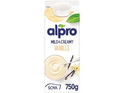 Mild & Creamy vanille product foto