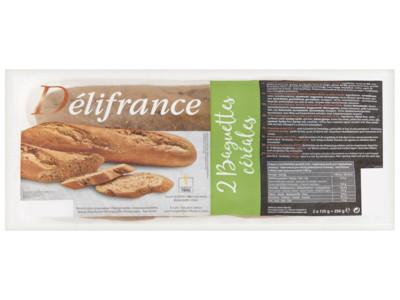 Baguettes meergranen product foto