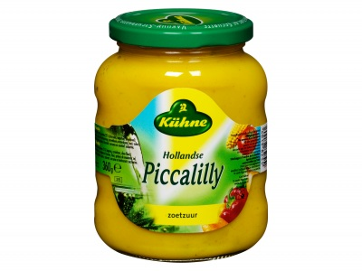 Piccalilly zoetzuur product foto