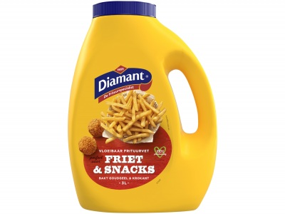 Frituurvet friet snacks product foto