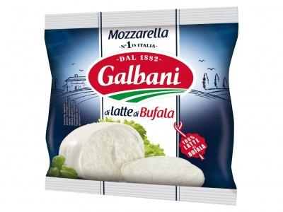 Mozzarella di bufala product foto