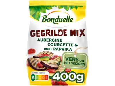 Gegrilde groenten product foto