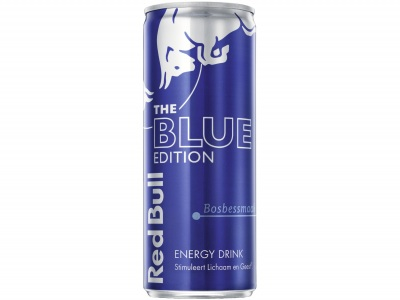 Blue edition 250 ml product foto