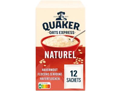 Havermout naturel 12 x product foto