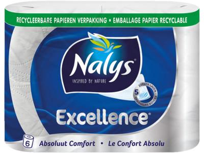 Toiletpapier excellence product foto