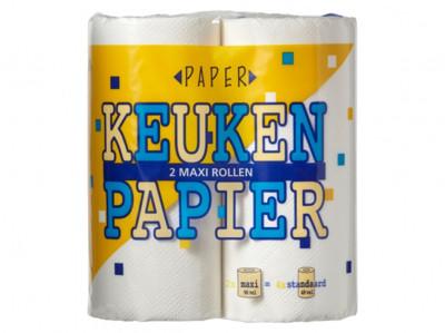 Keukenpapier maxi product foto