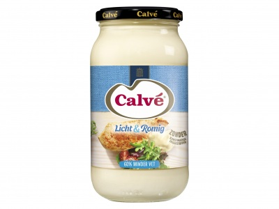 Saus mayonaise licht & romig product foto